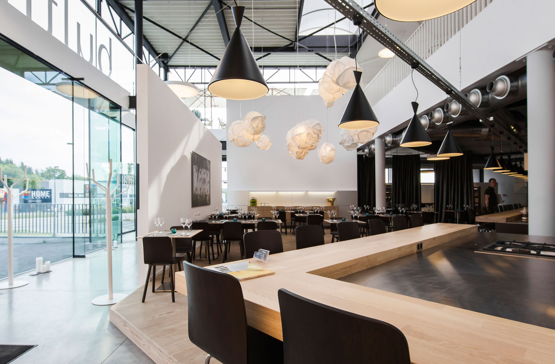 Bulthaup Brussel Be Project Delta Light